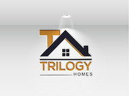 TRILOGY HOMES Logo - Entry #217