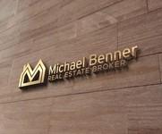 Michael Benner, Real Estate Broker Logo - Entry #98