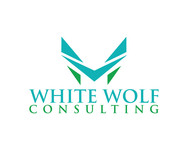White Wolf Consulting (optional LLC) Logo - Entry #455