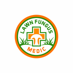 Lawn Fungus Medic Logo - Entry #115