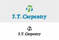 J.T. Carpentry Logo - Entry #96