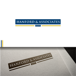 Hanford & Associates, LLC Logo - Entry #18