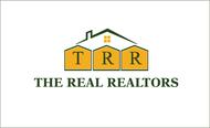 The Real Realtors Logo - Entry #120