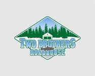 Two Brothers Roadhouse Logo - Entry #166