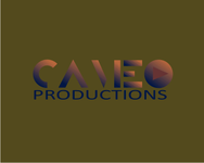 CAMEO PRODUCTIONS Logo - Entry #11