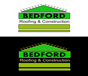 Bedford Roofing and Construction Logo - Entry #62