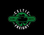 Celtic Freight Logo - Entry #88