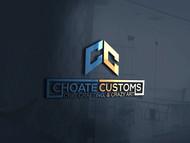 Choate Customs Logo - Entry #191