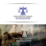 Core Physical Therapy and Sports Performance Logo - Entry #118