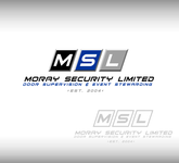 Moray security limited Logo - Entry #294
