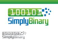Simply Binary Logo - Entry #52
