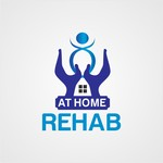At Home Rehab Logo - Entry #103