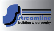 STREAMLINE building & carpentry Logo - Entry #69