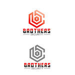 Brothers Security Logo - Entry #164