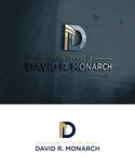 Law Offices of David R. Monarch Logo - Entry #270