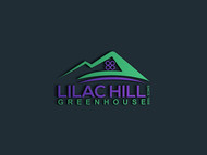 Lilac Hill Greenhouse Logo - Entry #40