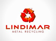 Lindimar Metal Recycling Logo - Entry #15