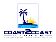 coast to coast canvas Logo - Entry #118