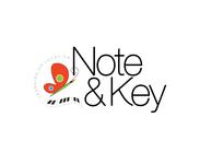 Note & Key Logo - Entry #49