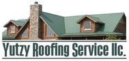 Yutzy Roofing Service llc. Logo - Entry #83