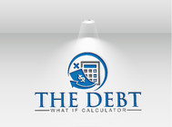 The Debt What If Calculator Logo - Entry #21