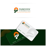 Parkview Financial Logo - Entry #44