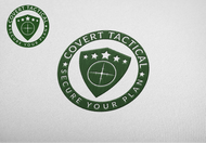 Covert Tactical Logo - Entry #18