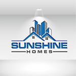 Sunshine Homes Logo - Entry #563