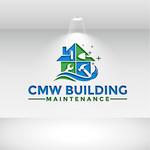 CMW Building Maintenance Logo - Entry #600