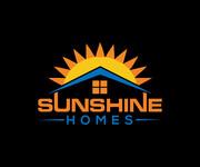 Sunshine Homes Logo - Entry #48