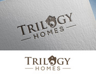 TRILOGY HOMES Logo - Entry #249