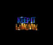 Keep It Movin Logo - Entry #392