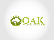Oak Wealth Management Logo - Entry #11