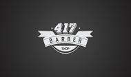417 Barber Logo - Entry #31