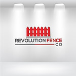 Revolution Fence Co. Logo - Entry #270