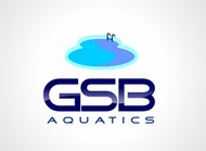 GSB Aquatics Logo - Entry #90