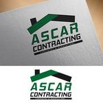 ASCAR Contracting Logo - Entry #66