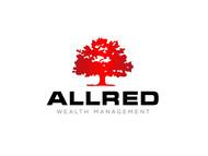 ALLRED WEALTH MANAGEMENT Logo - Entry #624