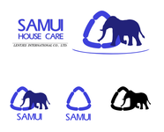 Samui House Care Logo - Entry #119