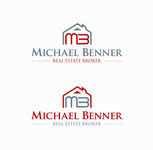Michael Benner, Real Estate Broker Logo - Entry #123