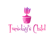 Tuesday's Child Logo - Entry #120