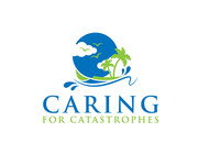 CARING FOR CATASTROPHES Logo - Entry #35