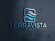 TerraVista Construction & Environmental Logo - Entry #90