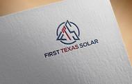 First Texas Solar Logo - Entry #114