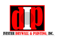 IVESTER DRYWALL & PAINTING, INC. Logo - Entry #139