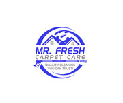 Mr. Fresh Carpet Care Logo - Entry #27