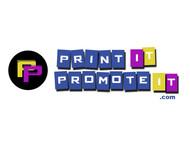 PrintItPromoteIt.com Logo - Entry #93