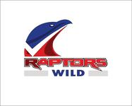 Raptors Wild Logo - Entry #244