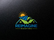 Reimagine Roofing Logo - Entry #72