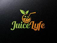JuiceLyfe Logo - Entry #166